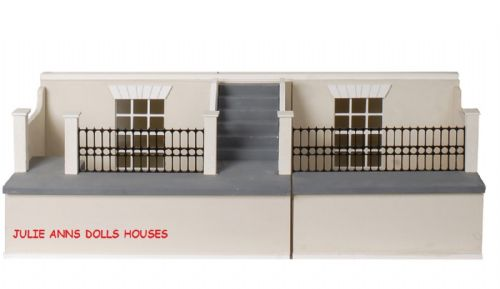 Antique Dolls House Basement